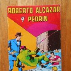 Tebeos: ROBERTO ALCAZAR Y PEDRIN, EXTRAS 2 EPOCA, 38.39.40.41.42. Lote 58969365