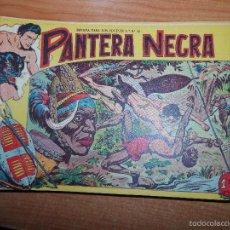 Tebeos: PANTERA NEGRA COLECCION COMPLETA A FALTA DEL 54 EDITORIAL MAGA ORIGINAL 1956. Lote 60392475