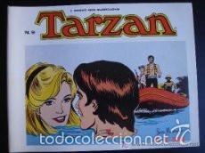 Tebeos: TARZAN ( EDGAR RICE BURROUGHS & RUSS MANNING ) COLECCION COMPLETA, 10 LIBROS APAISADOS - Foto 3 - 60798427