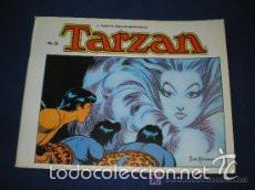 Tebeos: TARZAN ( EDGAR RICE BURROUGHS & RUSS MANNING ) COLECCION COMPLETA, 10 LIBROS APAISADOS - Foto 6 - 60798427