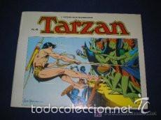 Tebeos: TARZAN ( EDGAR RICE BURROUGHS & RUSS MANNING ) COLECCION COMPLETA, 10 LIBROS APAISADOS - Foto 7 - 60798427