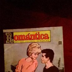 Tebeos: COMICS.ROMÁNTICA. ANTIGUO .13 NUMEROS,HAY TRES EXTRAS. Lote 60889103