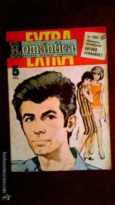 Tebeos: Comics.Romántica. Antiguo .13 numeros,hay tres extras - Foto 2 - 60889103