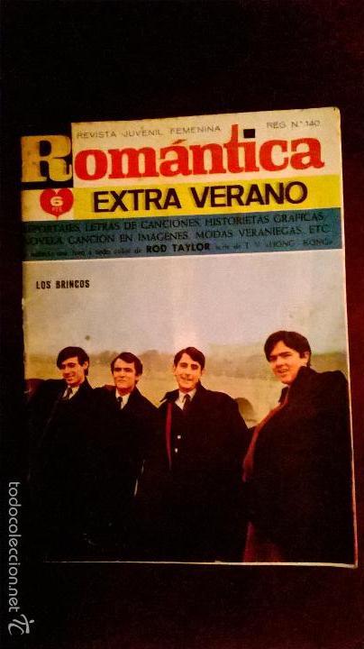 Tebeos: Comics.Romántica. Antiguo .13 numeros,hay tres extras - Foto 4 - 60889103