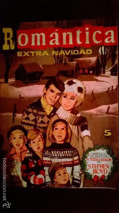 Tebeos: Comics.Romántica. Antiguo .13 numeros,hay tres extras - Foto 5 - 60889103