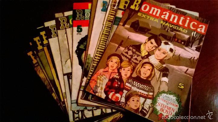 Tebeos: Comics.Romántica. Antiguo .13 numeros,hay tres extras - Foto 6 - 60889103