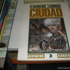 Livros de Banda Desenhada: CIUDAD. Lote 61202071