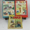 Tebeos: 8014 - REVISTA INFANTIL EL TARLÁ. 3 EJEMPLARES(VER DESCRIP). EDI. A. DE LOS NIÑOS. AÑOS 60.. Lote 61978884