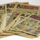 Tebeos: 8022 - LOTE DE VARIOS COMICS Y EDITORIALES. (VER DESCRIPCIÓN). VV. AA. AÑOS 30-40.. Lote 62064864