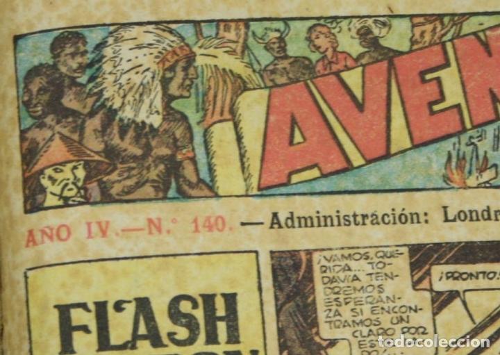 Tebeos: 8022 - LOTE DE VARIOS COMICS Y EDITORIALES. (VER DESCRIPCIÓN). VV. AA. AÑOS 30-40. - Foto 14 - 62064864