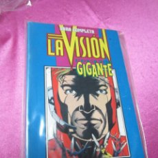 Tebeos: LA VISION 4 COMPLETA GIGANTE 4 COMPLETA FORUM. Lote 62071200