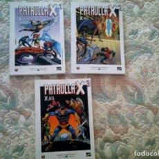 Tebeos: PATRULLA X 1, 2 Y 3 (COMPLETA), DE NEAL ADAMS Y OTROS (GRANDES HEROES DEL COMIC EL MUNDO Nº 8 A 10). Lote 63188732