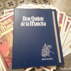 Tebeos: DON QUIJOTE DE LA MANCHA. TOMO 1 DE ED. BRUGUERA. Lote 63357880