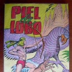 Tebeos: COLOSOS DEL COMIC -PIEL DE LOBO - EDITORIAL VALENCIANA 1980 - COMPLETA, 20 EJEMPLARES. Lote 65719426