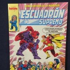 Tebeos: ESCUADRON SUPREMO 1990 Nº2 COMICS FORUM. Lote 68139041
