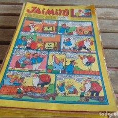 Tebeos: TEBEO COMICS LOTE DE 14 Nº JAIMITO HAY FOTOS DE TODAS LAS PORTADAS . Lote 71445623