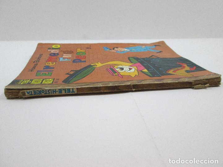 Tebeos: COLECCION TELE HISTORIETA Nº 14 - EL REMEDIO FUE PEOR Y... - Foto 3 - 72147435