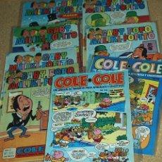 Tebeos: COLE COLE-LOTE DE 8 TEBEOS BRUGUERA ORIGINALES 1975-1-2- 48- 49- 50- 51- 53- 55 -BUEN ESTADO-LEER. Lote 73005439