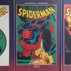 Tebeos: SPIDERMAN DE TODD MCFARLANE (AMAZING SPIDERMAN). 3 TOMOS.. Lote 74188659