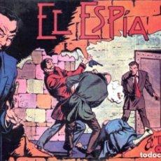 Tebeos: EL ESPÍA, COLECCIÓN COMPLETA DE 25. TEBEOS 1ª REEDICIÓN AGOTADA.. Lote 75249279