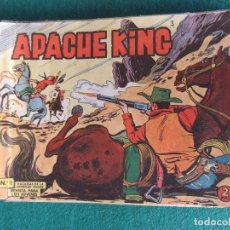 Tebeos: APACHE KING COLECCION COMPLETA ORIGINAL EDITORIAL VALENCIANA. Lote 76064323