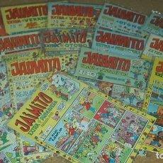 Tebeos: LIQUIDACION EXTRAS Y ALMANAQUES-JAIMITO,LOTE DE 15- 14 EXTRAS Y UN ALMANAQUE-PERFECTOS-VER DETALLES. Lote 77143461
