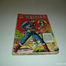 Tebeos: EL TEMERARIO, AÑO 1.983. COLECCIÓN COMPLETA, DE 10. TEBEOS ORIGINALES, DIBUJANTE, M. GAGO.. Lote 77630909