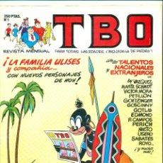 Tebeos: LOTE DE 18 EJEMPLARES DE TBO DE EDICIONES B, TAMBIEN SUELTOS. Lote 122086210