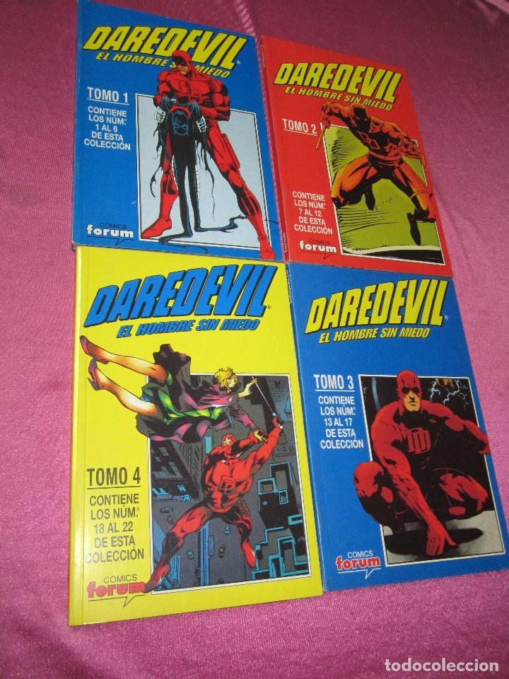 DAREDEVIL 22 COMPLETA FORUM. BUEN ESTADO C 338 NO (Tebeos y Comics - Tebeos Colecciones y Lotes Avanzados)