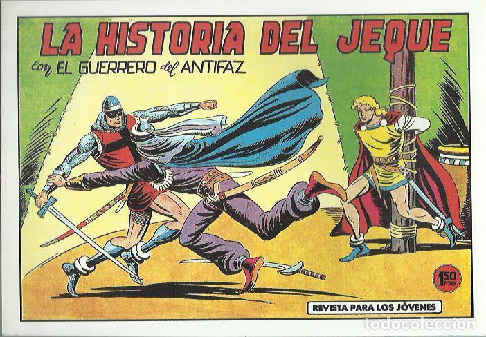 Tebeos: EL GUERRERO DEL ANTIFAZ ( COMIC-MAN ) AÑO 1980 ? LOTE - Foto 5 - 26874139