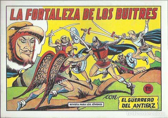 Tebeos: EL GUERRERO DEL ANTIFAZ ( COMIC-MAN ) AÑO 1980 ? LOTE - Foto 9 - 26874139