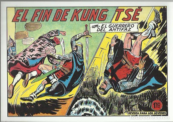 Tebeos: EL GUERRERO DEL ANTIFAZ ( COMIC-MAN ) AÑO 1980 ? LOTE - Foto 10 - 26874139
