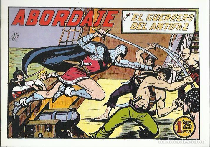 Tebeos: EL GUERRERO DEL ANTIFAZ ( COMIC-MAN ) AÑO 1980 ? LOTE - Foto 74 - 26874139