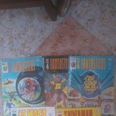Tebeos: LOTE DE COMICS DE LA EDITORIAL VERTICE . Lote 79994287