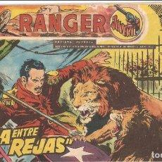 Tebeos: RANGER JUVENIL, AÑO 1.958. Nº 1 - 2 - 4 - 6 - 7 - 8 - 9 - 10 - 11. ORIGINALES EDITORIAL DÓLAR. Lote 80257069