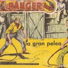 Tebeos: RANGER JUVENIL, AÑO 1.958. LOTE DE 18. TEBEOS ORIGINALES FALTA EL Nº 17. PARA COMPLETAR LA COLECCIÓN. Lote 54261419