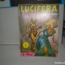 Tebeos - LOTE DE LUCIFERA CON 8 EJEMPLARES - 80701886