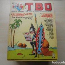 Tebeos: LOTE DEL TBO. Lote 81101020