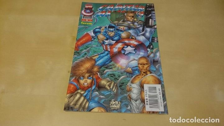 CAPITAN AMERICA - HEROES REBORN _ NUMERO 5 (Tebeos y Comics - Tebeos Colecciones y Lotes Avanzados)