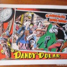 Tebeos: DANDY DOLAR -COMPLETA -REEDICION. Lote 81958292