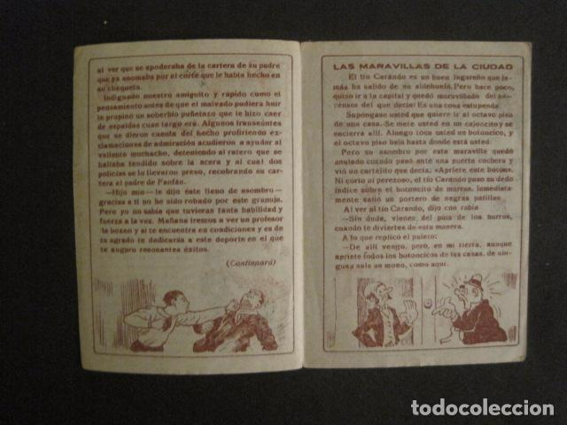 Tebeos: FAN FAN - COLECCION DE 10 MINI COMICS ANTIGUOS -CROMOS CHOCOLATES COMET - VER FOTOS -(V-10.317) - Foto 5 - 82030640