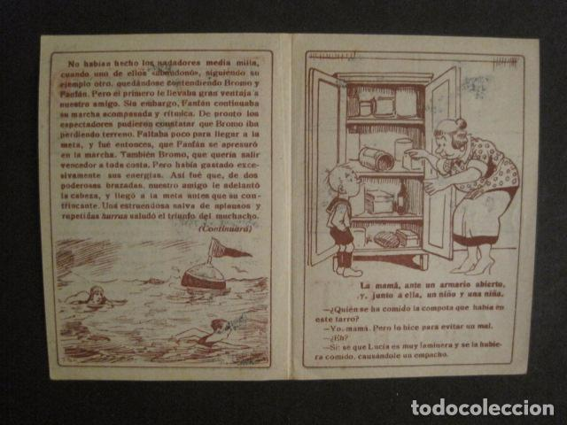 Tebeos: FAN FAN - COLECCION DE 10 MINI COMICS ANTIGUOS -CROMOS CHOCOLATES COMET - VER FOTOS -(V-10.317) - Foto 13 - 82030640