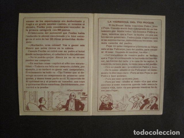 Tebeos: FAN FAN - COLECCION DE 10 MINI COMICS ANTIGUOS -CROMOS CHOCOLATES COMET - VER FOTOS -(V-10.317) - Foto 17 - 82030640