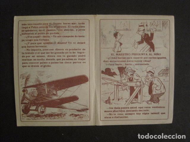 Tebeos: FAN FAN - COLECCION DE 10 MINI COMICS ANTIGUOS -CROMOS CHOCOLATES COMET - VER FOTOS -(V-10.317) - Foto 23 - 82030640