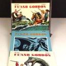 Tebeos: FLASH GORDON. 3 EJEMPLARES(VER DESCRIPCIÓN). MAC RABOY. EDICIONES B. O. 1978.. Lote 83459624