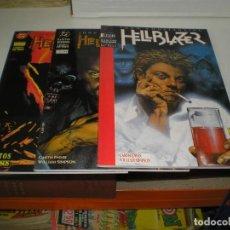 Livros de Banda Desenhada: HELLBLAZER. HABITOS PELIGROSOS. COLECCION COMPLETA. 3 TOMITOS. . Lote 83811776