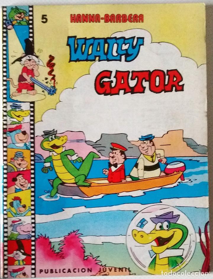 Tebeos: Hanna-Barbera 9 cuentos de Ediprint los Picapiedra-Huck-Wally Gator nº 5-17-23-33-27-32-34-35-36 nue - Foto 2 - 50382529