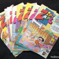 Tebeos: COMIC ZIPI Y ZAPE: LOTE DE 27 NUMEROS. Lote 142822269