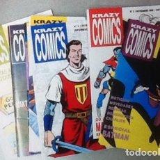 Tebeos: KRAZY COMICS. Lote 86902632