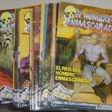 Tebeos: COLECCION. EL HOMBRE ENMASCARADO. DEL Nº 1 AL Nº 32. EDICIONES B. 1988.. Lote 87489220